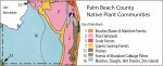 Palm Beach County Plant Communities Map segment