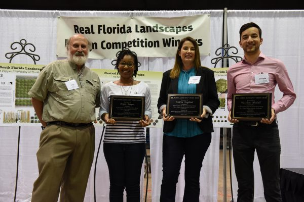 2017 Real Florida Landscapes Design Competition Award Winners