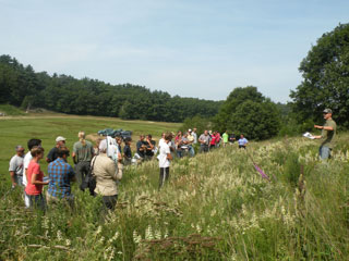 Xerces Society insects as pest control workshop