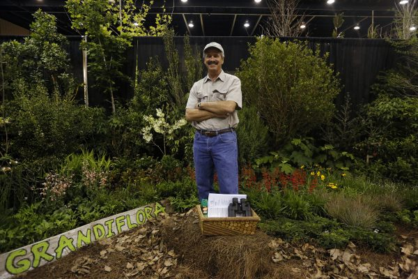 Grandiflora exhibit Native Plant Show
