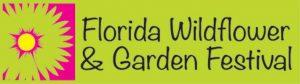 Florida Wildflower & Garden Festival graphic