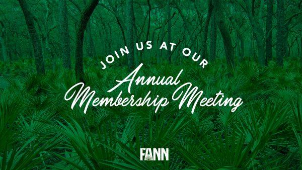 FANN Annual Membership Meeting