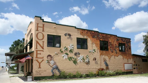 Harold P. Curtis Honey Company in LaBelle