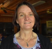 Kirsten Sharp-Ortega, new FANN board member