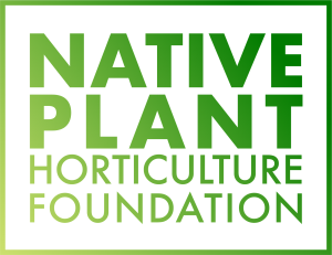 Native Plant Horticulture Foundation logo