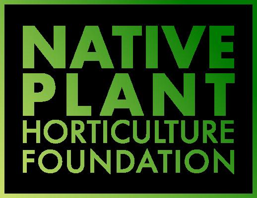Native Plant Horticulture Foundation logo